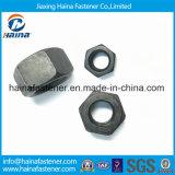 Boulons et noix de goujon d'ASTM A193 B7 A194 2h avec la surface noire
