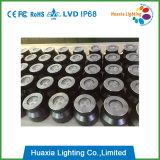 acciaio 316stainless Bulit-agli indicatori luminosi subacquei del LED