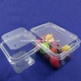 En plastique remplaçables sortent des conteneurs de nourriture