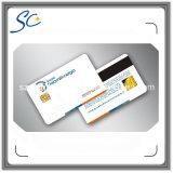 Cartão do contato CI do smart card da tira magnética