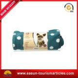Commercio all'ingrosso polare stampato della coperta dell'animale domestico del panno morbido