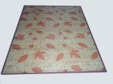 タケ領域敷物の床のカーペットの自然なタケ木製の屋内屋外の新しい
