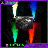 DMX512無線1500W LEDの段階の霧の煙機械