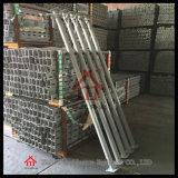 Apoyo de acero galvanizado o electroforético del apuntalamiento de la pintura Q235