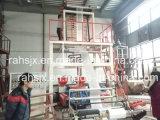 Máquina de alta velocidad de la película del PE de la protuberancia de las capas dobles