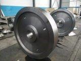 Modifier la roue de rouleau à grand diamètre