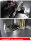 De automatische Buigende Machine van de Brief van het Kanaal voor het Blad/het Mes/de Heerser van het Roestvrij staal Alunimun