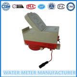 Contrôleur multi-utilisateur de l'eau de mètre d'écoulement d'eau pour des appartements d'élève