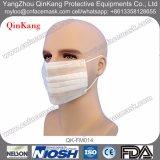 Wegwerfnicht gesponnene Gesichtsmaske der Prozedur-2ply