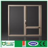 Цены сбывания Pnoc022302ls окно Casement горячего хорошего алюминиевое