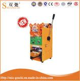 Machine manuelle Sc-H8 de cachetage de cuvette de Plastric de qualité de Suppling