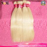 European Russian Blonde Hair / Keratin Straight Russian Hair