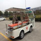 病院のための4つのシートの小型電気救急車
