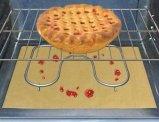 Hot Selling PTFE Baking Sheet Four Liner Teflon Revêtue de Fibre de Verre
