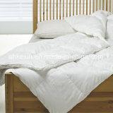 600tc impermeabilizam para baixo a tela e o Comforter branco do pato de 75% para baixo