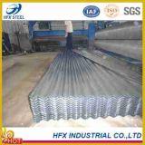 Corrugated гальванизированный стальной лист (лист толя, здание, лист CGI рифленого листа цинка материала толя Coated)