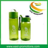 高品質500mlのプラスチック飲み物のびんのスポーツのシェーカーの水差し
