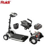 Scooter de petite taille de mobilité de mini scooter électrique détachable