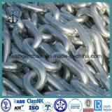 Catena d'ancoraggio saldata di collegamento di Studless dell'acciaio legato