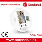 Realandの顔の指紋の認識の時間出席システム