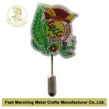 Distintivo su ordinazione dello smalto del metallo di vendita calda, Pin del risvolto