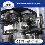 5000cans/H 2 in 1 alluminio/animale domestico può macchina di rifornimento gassosa della bevanda