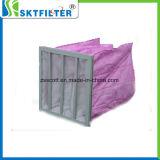 Sacchetto filtro caldo del collettore di polveri di filtro dell'aria della casella di vendita