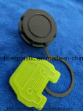 Крышка впрыски высокого качества пластичная с изготовлением OEM кольца изготовленный на заказ