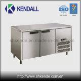 Таблица Fride нержавеющей стали и холодильник для коммерческого использования
