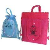 Персонализированный мешок Drawstring Backpack Drawstring гимнастики промотирования 210d Nylon