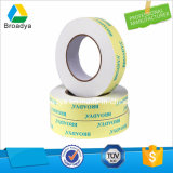 cinta caliente blanca del derretimiento de la cinta adhesiva de la cinta de la espuma 100kg/M3 (BY1008-H)