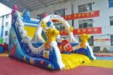 Aufblasbare das Guangzhou-atlantische Thema trocknen Plättchen für im Freien