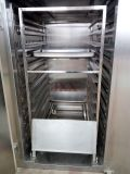 Secador de bandeja de alta temperatura para la sequedad farmacéutica
