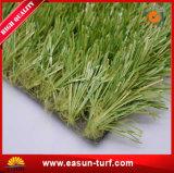 Alfombra sintetizada de la hierba del fútbol del golpe más grande del fabricante para el fútbol de interior