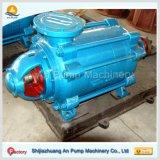 De centrifugaal Horizontale Meertrappige Pomp van het Voer van het Hete Water of van de Boiler