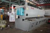 QC11k hydraulische Metalguillotine-scherende Ausschnitt-Maschine Huaxia