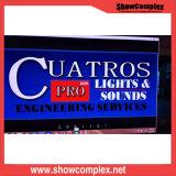P3 im Freien LED Video-Wand