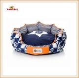 Кровать любимчика цвета высокого качества голубая для собаки