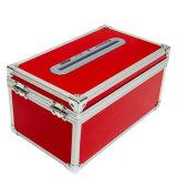 Sperrung des Tischplattenhandelsname-Karten-Kasten-Halters für Karten-Ansammlung