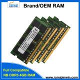OEM DDR3 4GB 1333MHz Ноутбук с пожизненной гарантией
