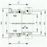 Selo cónico da mola do selo mecânico da alta qualidade para R1500