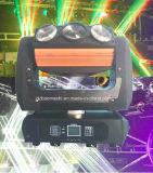 ディスコ、棒、KTVのための9PCS 15W LEDの幻影の移動ヘッドライトか新しい段階効果ライト