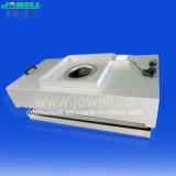 Baixa unidade de filtro do ventilador da sala de limpeza HEPA do ruído