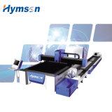 Machine de découpage de laser de fibre en métal d'appareils de salle de bains de Cookware&