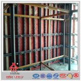 Konkretes Gebäude-Arbeits-materielle Wand-Stahlverschalung