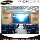 Tela de indicador video do diodo emissor de luz da parede da conferência HD das vendas quentes grande