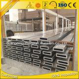 L'iso 9001 spolverizza il tubo quadrato di alluminio del rivestimento in 20 x in 20