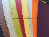 Tela do vinil de Upholstery de Lichee para o sofá/assento da mobília/carro/sacos/decoração