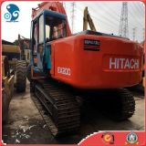 Máquina escavadora usada de Hitachi Ex200-3, máquina escavadora da segunda mão