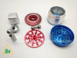 Soem-kundenspezifische niedrige Datenträger-Präzisions-Aluminium-CNC maschinell bearbeitete Teile